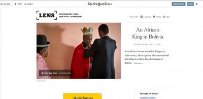 New York Times Lens