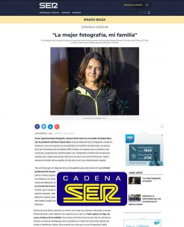 Entrevista en Cadena SER