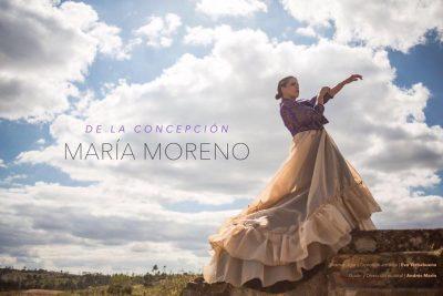 María Moreno. Bienal Flamenco de Sevilla