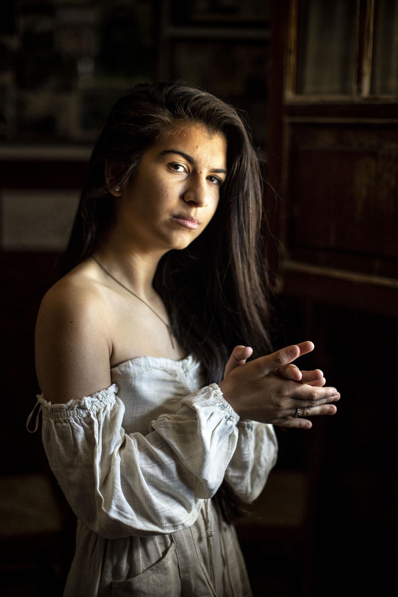 Esmeralda Rancapino | Flamenco singer | For SModa-El País