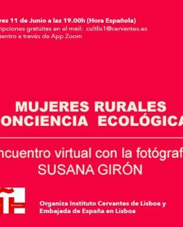 Encuentro virtual Instituto Cervantes de Lisboa