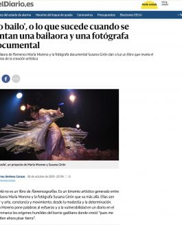 Prensa Yo bailo