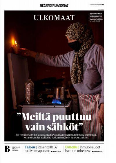 Helsingin Sanomat