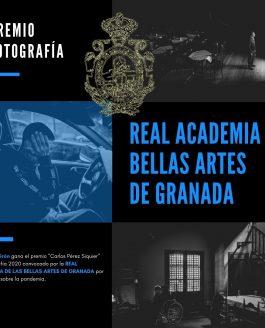 PREMIO REAL ACADEMIA BELLAS ARTES DE GRANADA