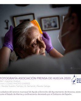 Premio Asociación Prensa Huelva